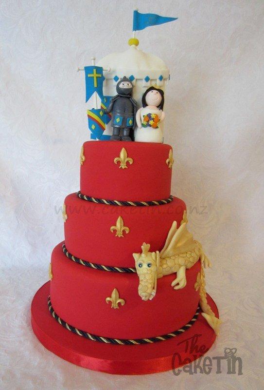 Wedding Cake Gallery The Cake Tin